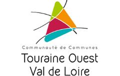 Logo Touraine Ouest Val de Loire