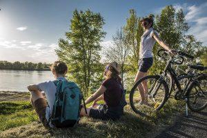 Loire à vélo et promenade - Credit photo David Darrault