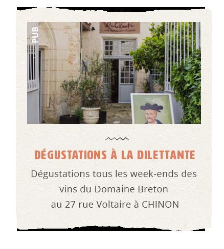 Portes ouvertes Domaine Breton